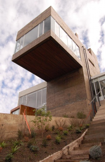 «Княжеский» дом (Principado's House) в Сантьяго, Чили, g8vs arquitectos