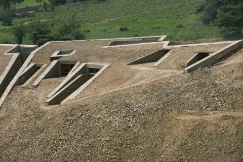 Дом Пачакамак (Pachacamac House) в Перу, Longhi Architects