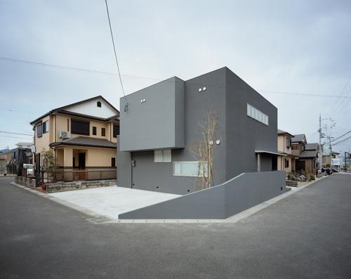 Дом включения (House of inclusion) в Японии от FORM/Kouichi Kimura Architects
