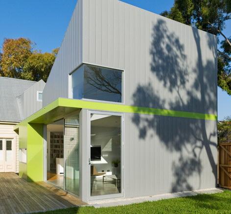 Расширение Lilyfield House в Сиднее, архитектура Alison Nobbs и Sean Radford