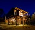 Дом в Adpropeixe (Casa Adpropeixe) архитекторов Карлоса Кастанейры (Carlos Castanheira) и Клары Бастай (Clara Bastai), Arqtos Lda