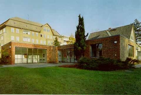 «Landhaus Lemke» Мис ван дер Роэ