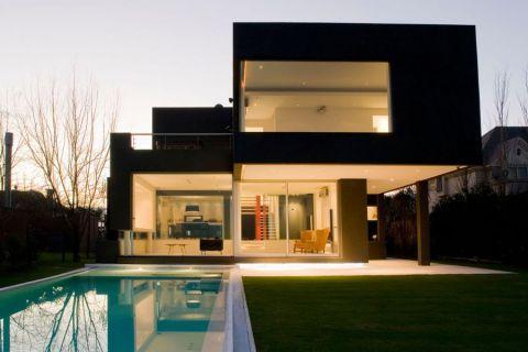 Дом MCK (Casa MCK) в Санта Барбаре Andres Remy Arquitectos