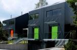 Комплекс жилых домов (Krakowski Zaułek Onyx) архитекторов Агнешки Шультк и Петра Навара в Кракове