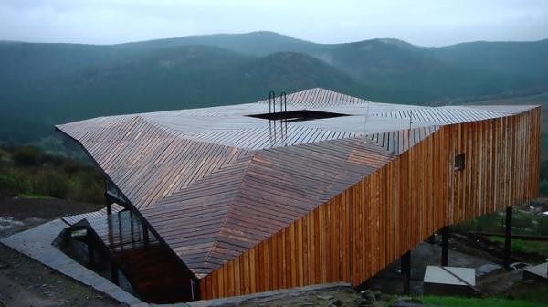 Жилой дом Kiltro House в Чили