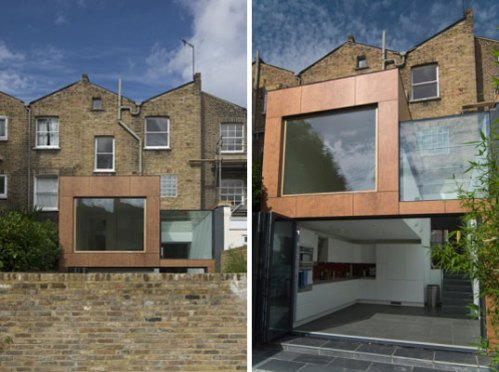 A Modern Extension for a London Home