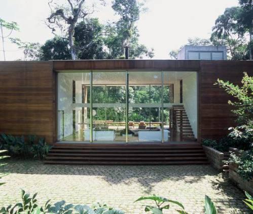 3House in Iporanga