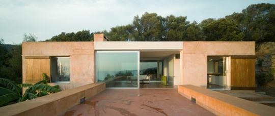 Draeger House Corsica от Philippe Stuebi Architekten GMBH