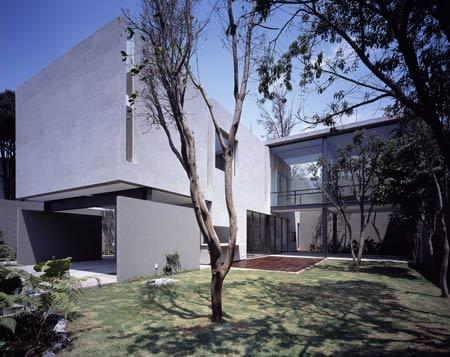 Дом Paracaima (Casa Paracaima) в Мехико от DCPP Arquitectos