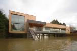 «Задний Дом» (Hind House) в Англии от John Pardey Architects