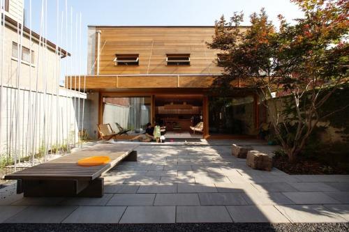 Courtyard House 3