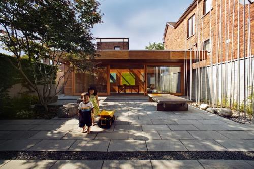 Courtyard House 4