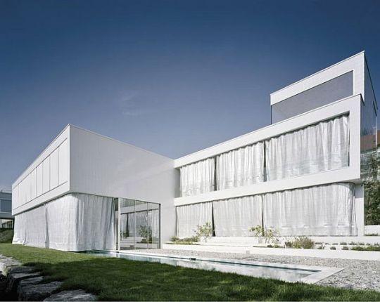 Дом Георга Шпренга (Georg Spreng House) в Германии от C18 Architects