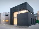 Дом в IJburg (House IJburg) в пригороде Амстердама от Marc Koehler architects