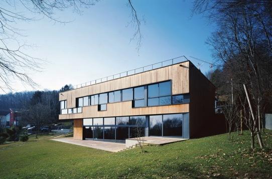 Дом К (House K) в Загребе от 3LHD