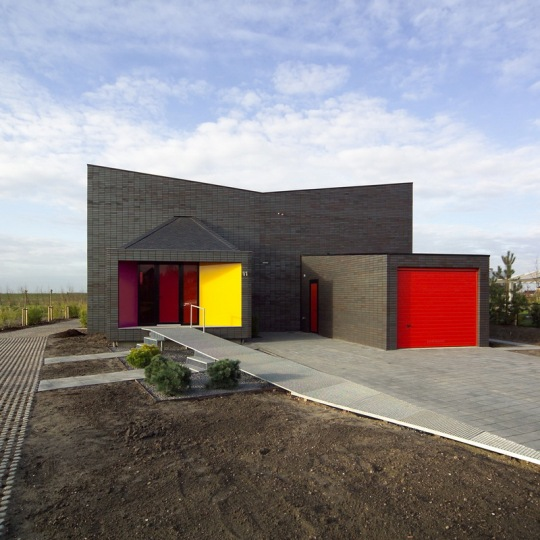 М-Дом (House M) в Голландии от Marc Koehler architects