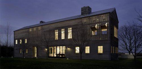 Long Island Louver House 1