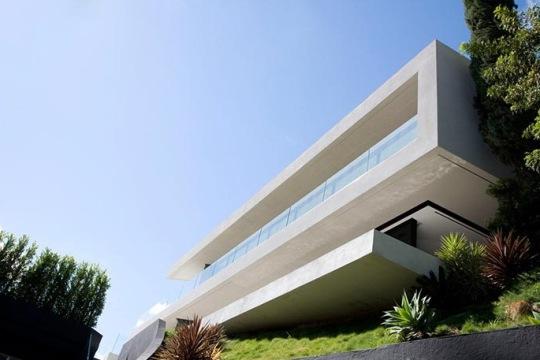 Вилла Openhouse в Калифорнии от XTEN Architecture