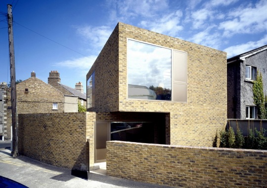 Дом на Richmond Place (Richmond Place House) в Ирландии от Boyd Cody Architects