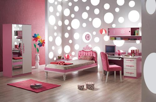 15-Cool-Ideas-for-pink-girls-bedrooms-1