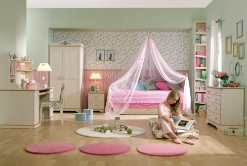 15-Cool-Ideas-for-pink-girls-bedrooms-4