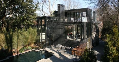 Ansley Park Glass House 1