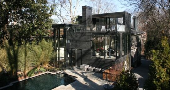 Расширение жилого дома в Атланте от Brian Bell and David Yocum