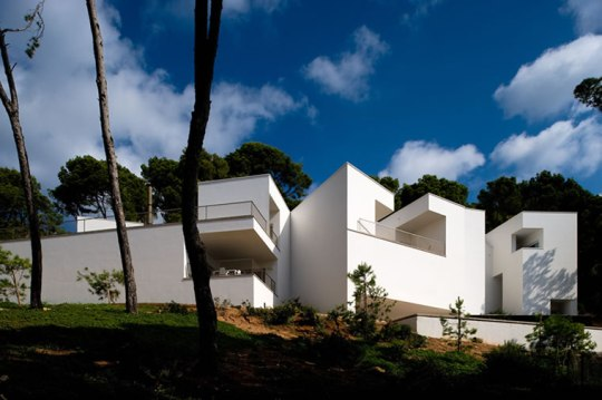 Дом на Майорке (House in Mallorca) от Alvaro Siza