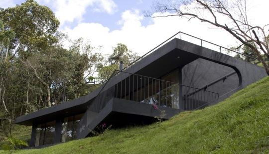 Экологическая деревня в Колумбии от G Ateliers