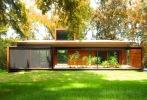 Железный дом (Ferrous House) в США от Johnsen Schmaling Architects