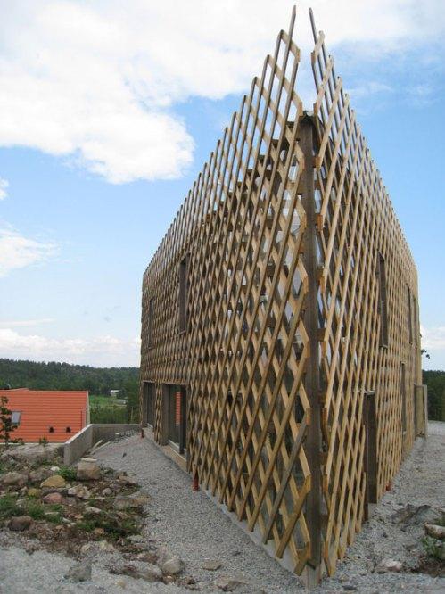 Дом-сад (Garden House) в Сёдерманланде от Tham & Videg?rd Hansson Arkitekts