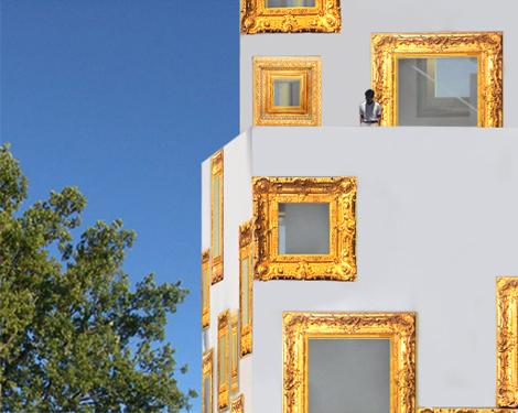 Окна-картины