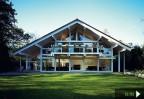 Фахверковые дома (Fachwerkhauser) от HUF HAUS GmbH and Co