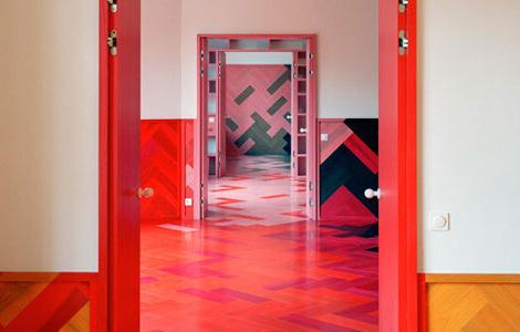 Частный интерьер в Стокгольме от Tham & Videgard Hansson Arkitekts