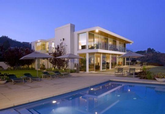 Porter Residence в западном Голливуде от Trevor Abramson