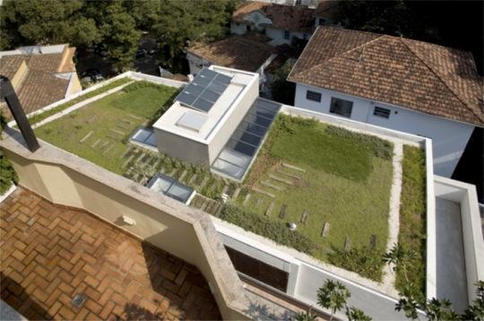 Резиденция в Рио де Жанейро (Rio de Janeiro Residence) от TAMABI