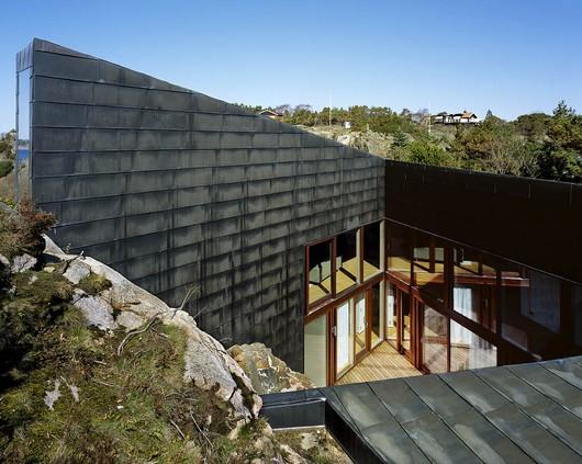 Вилла Астрид (Villa Astrid) в Гётенбурге от Wingardhs
