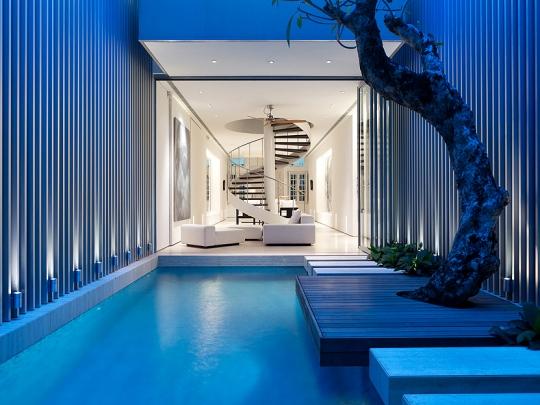 55 Blair Road Residence в Сингапуре от Ong & Ong Pte Ltd