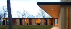 Камуфляжный дом (Camouflage House) США от Johnsen Schmaling Architects