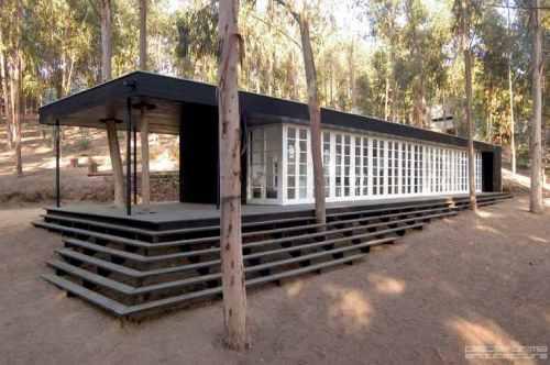 Casa del Bosque 2