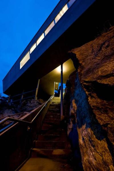 Дом на краю (Edge House) в Норвегии от Jarmund/Vigsn?s AS Arkitekter MNAL