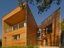 Hanghaus Weidling в Нижней Австрии от syntax architektur