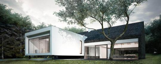 North House South в Польше от formodesign