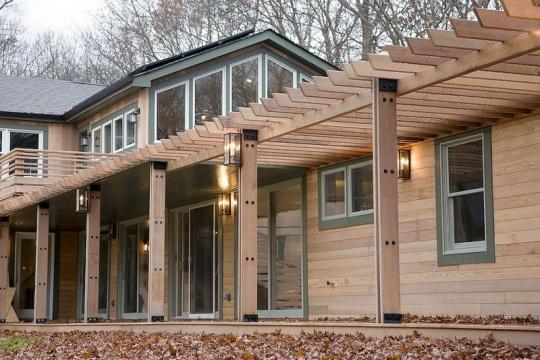 Дом в Саг-Харборе (Sag Harbor House) от Jendretzki Design and Planning Consultant