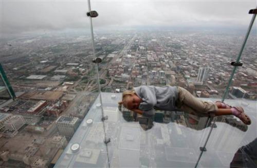 Sears Tower Glass Balcony Gallery 1