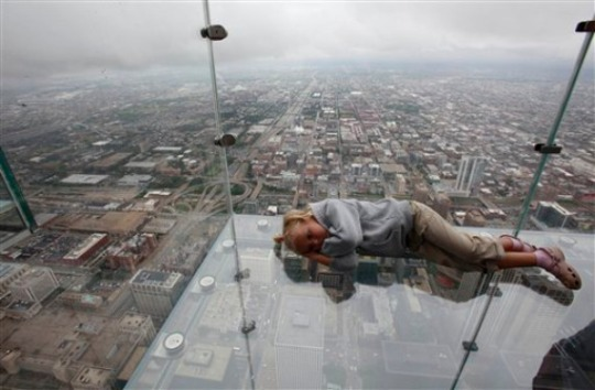 Sears Tower Glass Balcony Gallery 1