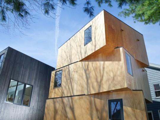 XS Дом (XS House) в США от UNI