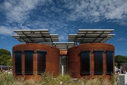 20 Solar Decathlon Beautiful Homes 2