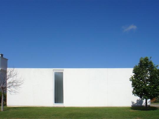 Дом Патио ФР (Casa Patio FR) в Аргентине от ESTUDIO AIRE