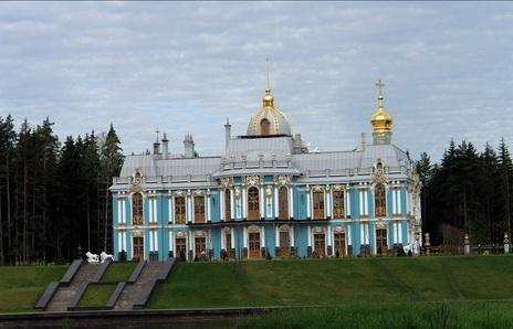 Сontemporary Russian Baroque 1
